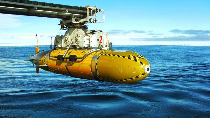autosub-3-autonomous-underwater-drone