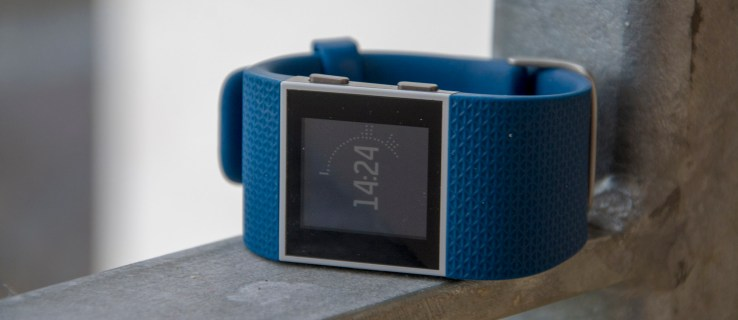 Fitbit Surge review: The most expensive Fitbit, but not the prettiest