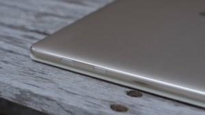 Huawei MateBook fingerprint reader