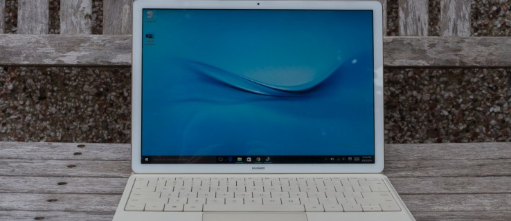 Huawei MateBook review: Can it beat the Surface Pro 4?