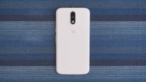 Motorola Moto G4 Plus review: Rear