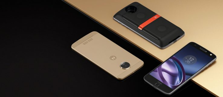 Moto Z has the potential to be VERY good