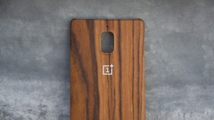 OnePlus 3 official case - rose wood