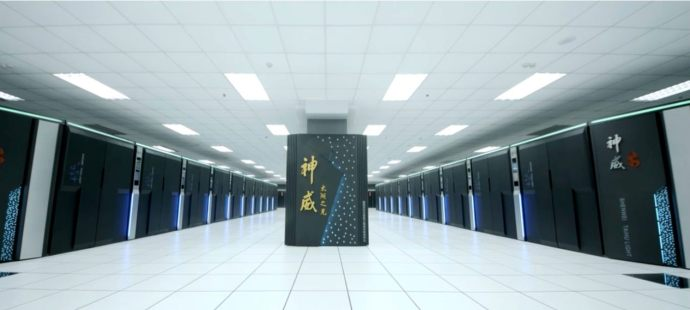China just built the world's most powerful supercomputer – and it runs Linux