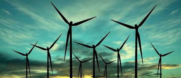 Google compra 12 años de energía de un parque eólico que aún no existe