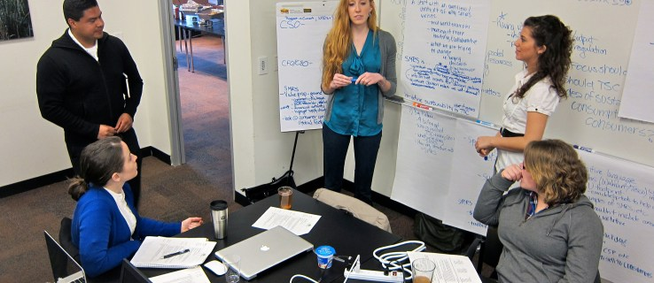 How to brainstorm and workshop your ideas in business