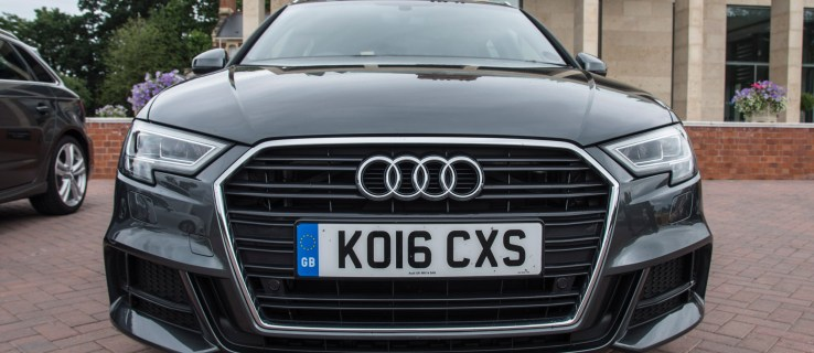 Audi A3 (2017) review: Big tech, small package