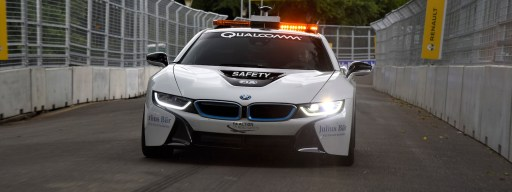 BMW i8 Formula E Safety Car: Hands on with the wirelessly charged, 380hp hybrid