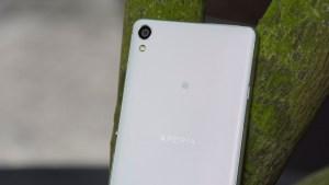 Sony Xperia XA rear