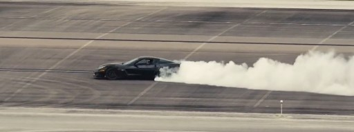 WATCH THIS: Prototype Corvette smashes electric speed record