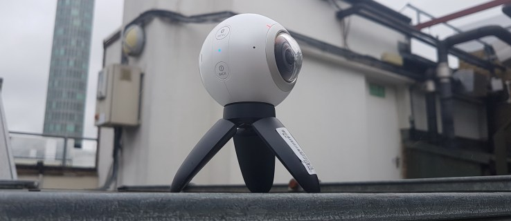 Samsung Gear 360 review: A great 360-degree camera, but it only plays nicely with Galaxy phones