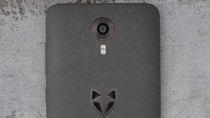 Wileyfox Swift review: The rear camera has a resolution of 13MP and a dual-LED flash