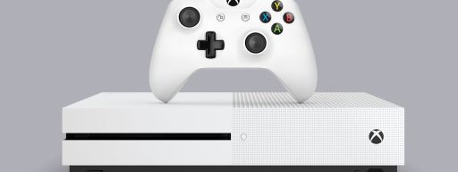 Xbox One S: Microsoft confirms UK release date of 4K, HDR console