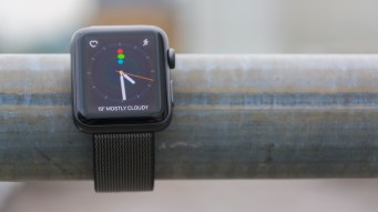 Apple Watch Series 2 front view