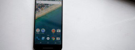 Best Android Phone - Nexus 6P