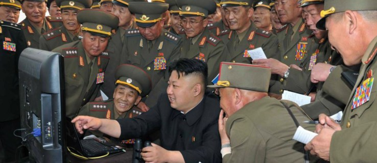 North Korea has fewer websites than were created for GTA 5