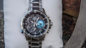 Casio Edifice EQB-600 watch face