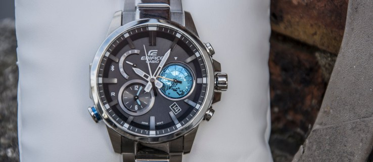 Casio Edifice EQB-600 review: The smart-ish watch that might have the answer to the wearables conundrum