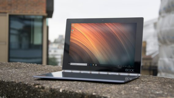 Lenovo Yoga Book Review The Weirdest Laptop Of 2016