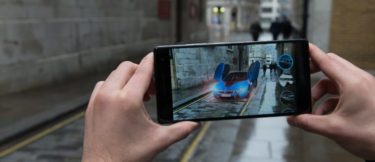 This BMW augmented-reality app turns any space into a car showroom