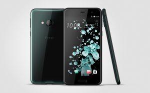 HTC U Play green