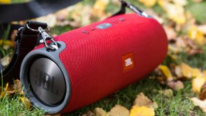 JBL Xtreme review: Big and beefy, the JBL Xtreme packs a real punch
