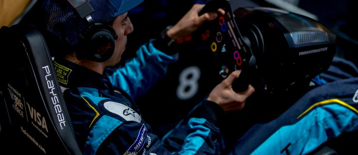 How Formula E is blurring the line between eSports and reality