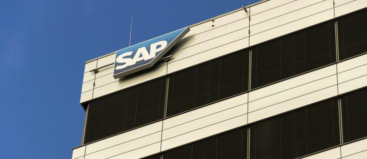 Google anuncia una asociación con SAP en Google Cloud Next