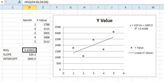 linear regression10