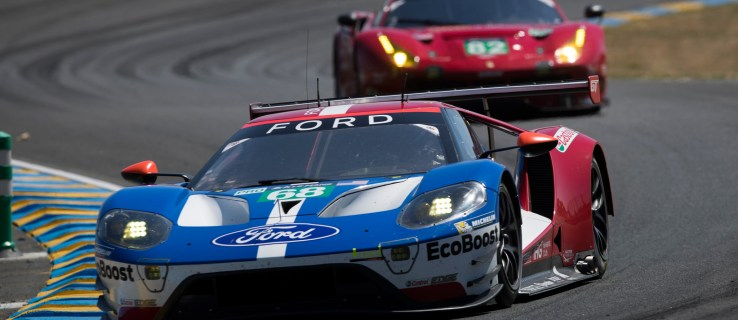 Racing against the clock: Onboard with Ford at Le Mans 2017
