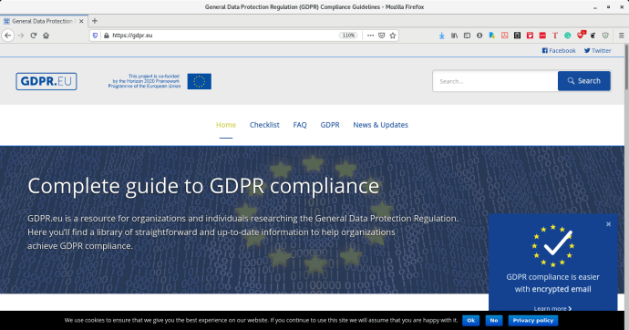 GDPR and EU Compliance Guide