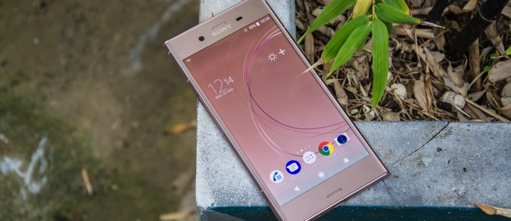 Sony Xperia XZ1 review: 3D-scanning phone is solid but uninspiring