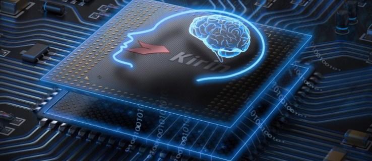 Huawei's new AI Kirin chip could help its Mate 10 mimic the human brain