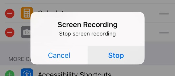 Screen Record iOS 11