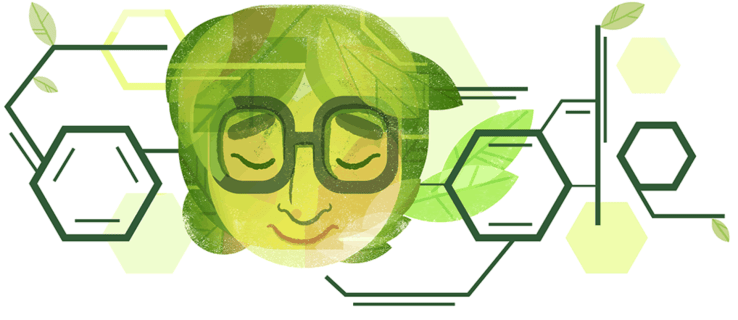 Asima Chatterjee's life-saving work into treating cancer is marked in today's Google Doodle