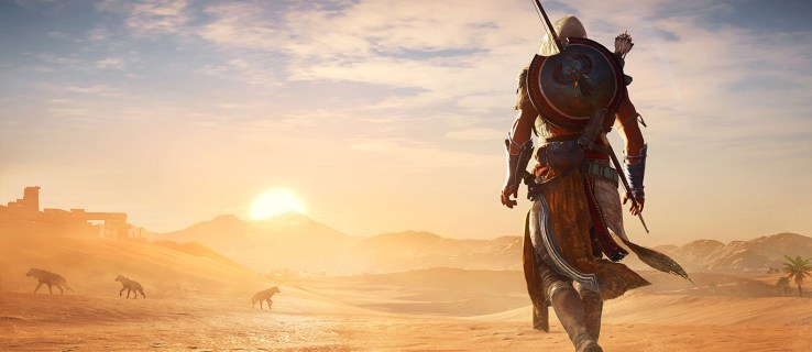 Assassin's Creed Origins and the fantasy of history