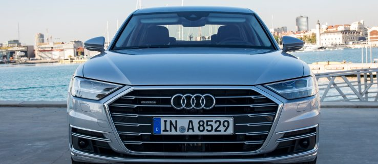 Audi A8 (2018) review: Hands-on with the most tech-laden car Audi has ever made
