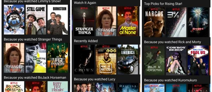 Nielsen está tratando de descifrar el misterio de los datos de Netflix escuchando a escondidas los televisores