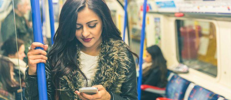 El metro 4G de Londres llegará en 2019, después de pruebas exitosas