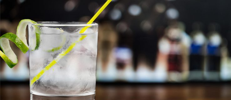 Drinking gin really does make you sad: Study discovers how spirits affect your emotions
