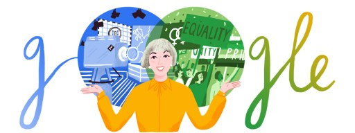 Jackie Forster reporter and gay rights activist Google Doodle