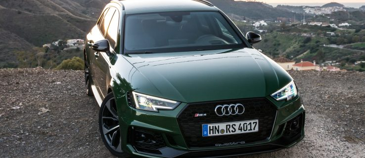 Audi RS4 Avant (2018) review: Fast, furious and also mildly practical