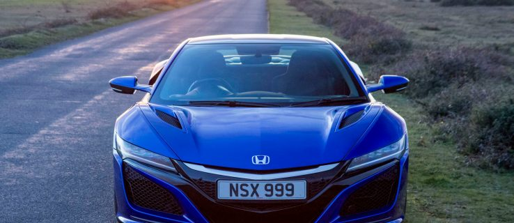 Honda NSX (2017) review: Pure hybrid insanity