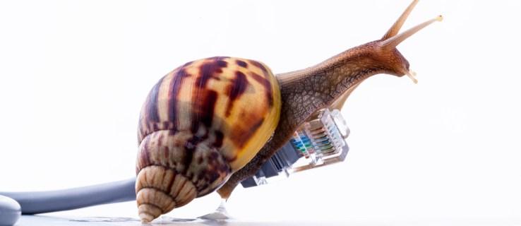 Slow broadband