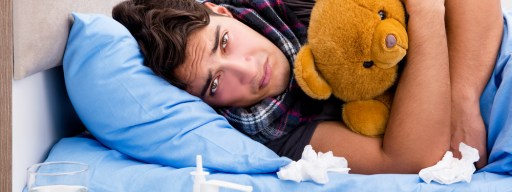 Man flu: What is man flu and is man flu real