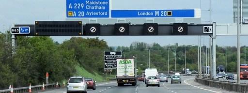 Smart motorway cameras