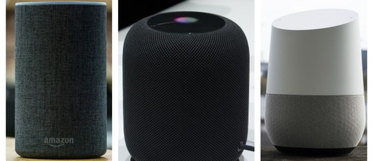 Amazon Echo 2 vs Google Home vs Apple HomePod: Which smart speaker should you make the centre of your smart home?