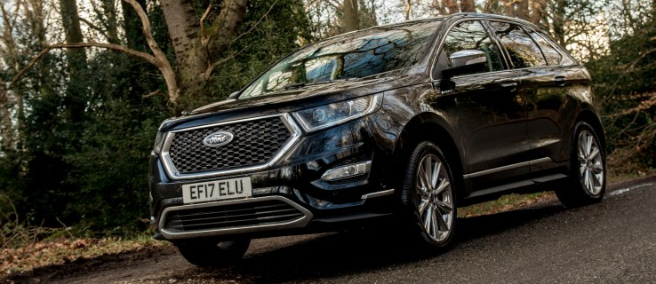 Ford Edge review: The SUV in the middle ground