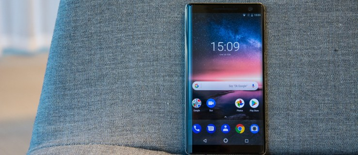 Nokia 8 Sirocco review (hands-on): Sultry new design but not much substance