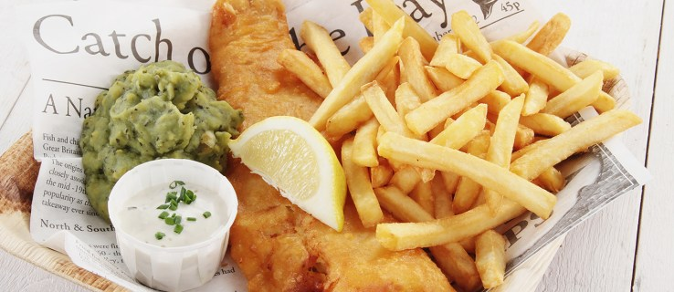 RIP fish and chips? Climate change threatens to wipe out some of the UK's favourite dishes
